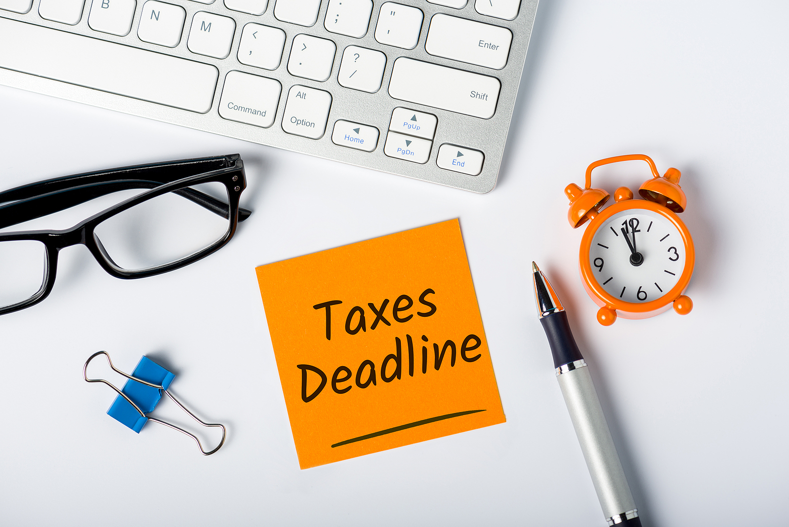 Help Yourself to Year End Tax Advice