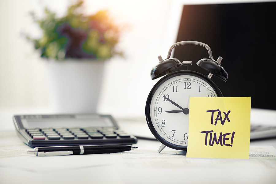 Filing Taxes—It Pays to File Early